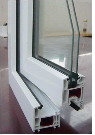 Upvc window door profile data aluminum sliding window for Upvc window frame