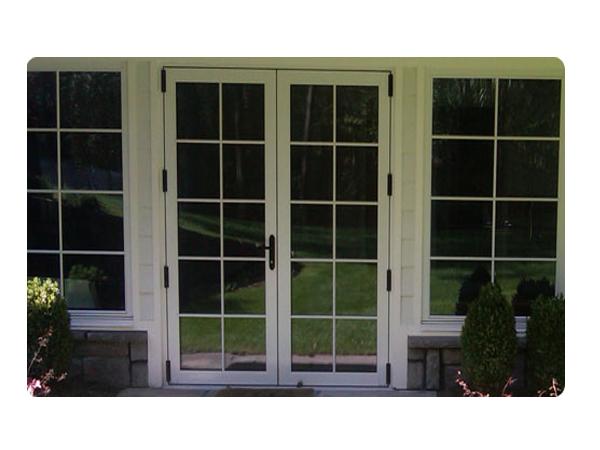 Aluminum Sliding Door With Grid Aluminum Sliding Window