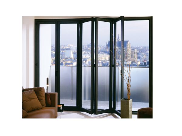 Aluminum folding door aluminum sliding window casement Folding window