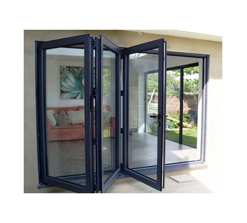 Aluminum Folding Door Kitchen Folding Door Toilet