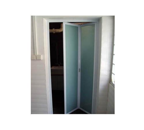 Aluminium Folding Door For Toilet
