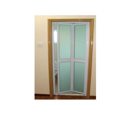 Aluminium folding door for toilet | Aluminum Sliding Window ...