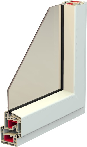 Single double triple glass aluminum sliding window for Single window design