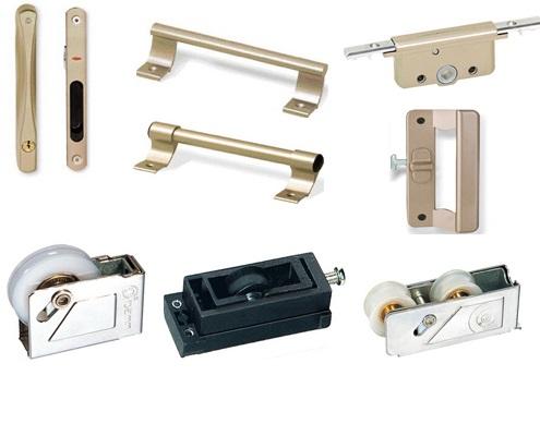 Accessories And Hardware Aluminum Sliding Window
