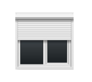 Aluminum Roller Shutter Window Hot Sale