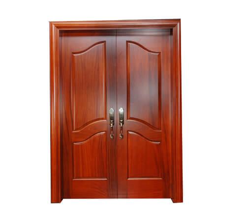Pure Solid Wood Door Popular Hot Sale Solid Wood Door